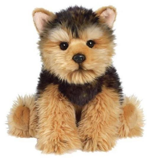 Stuffed Yorkshire Terriers Plush Toys